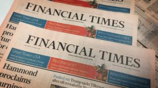 Financial Times Top 1000 fastest growing companies