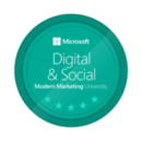 MM Digital & Social Certified Consultant