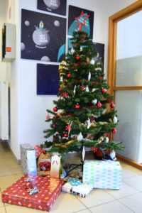 Chrismas at Universem